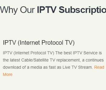 Top IPTV Service Providers In The World - Reviews & Overview 2019